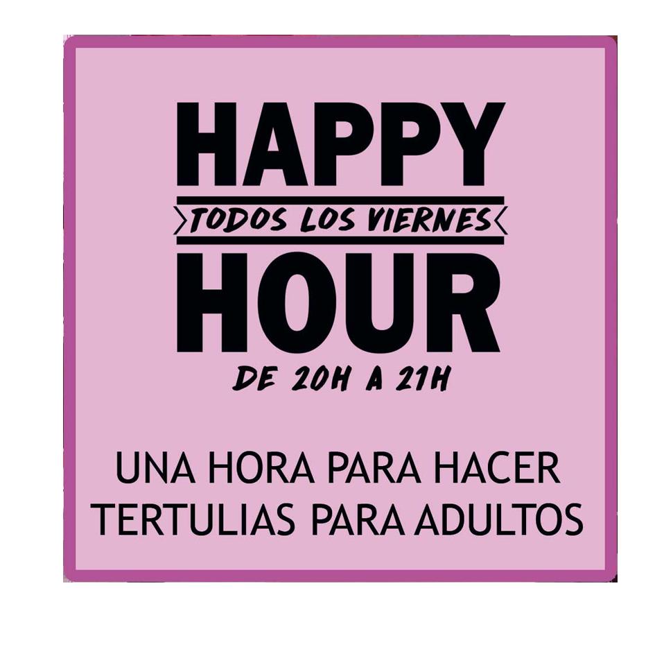 Escuela de Inglés Zaragoza happy hour