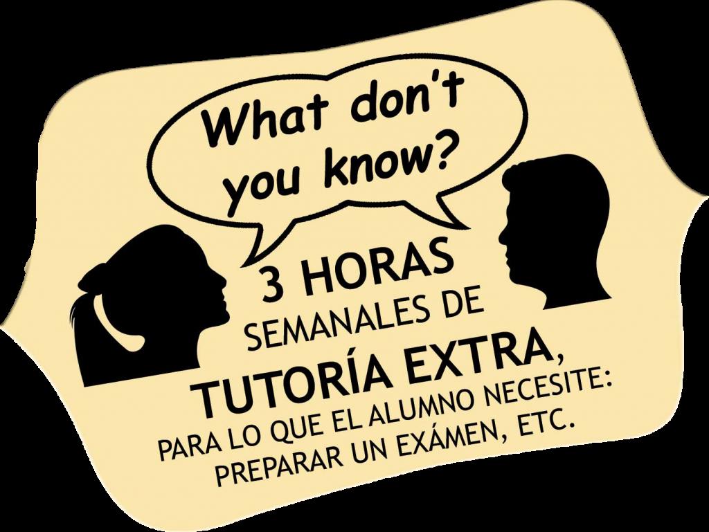 Escuela de Inglés Zaragoza tutorías